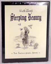 Brand New Walt Disney's Sleeping Beauty The Walt Disney Sketch-Book Series