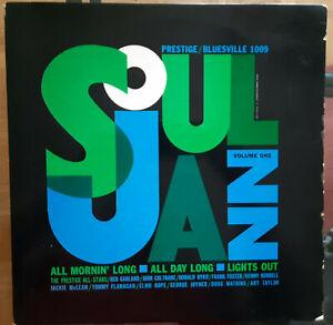The Prestige All-Stars – Soul Jazz Volume One 33t