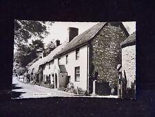 Vintage West Lulworth England RPPC Postcard