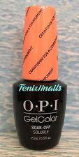 OPI GelColor NEW ORLEANS #2 GC N58 CRAWFISHIN' FOR A COMPLIMENT light orange gel