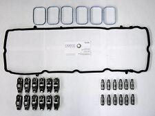 NEW MOPAR 2011-17 3.6L REAR HEAD ROCKERS LIFTERS VALVE COVER & INTAKE GASKETS