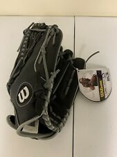 New listing Wilson A360 13 Inch Softball Glove Black Brand New With Tags Right Hand