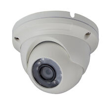 Sumvision Hawkeye HD 720P H.264 Dome Security P2P Network IP Camera White Pan