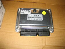 NEW GENUINE AUDI A6 2.5 TDI ENGINE ECU 4B1997401BX 4B1907401B GENUINE AUDI PART