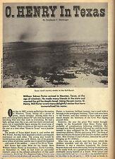 Texas Ranger Lee Hall - Companion of O. Henry +Genealogy