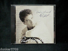 RICHARD MARX PAID VACATION 12 SONGS CD CAPITAL RECORDS, INC. 1993 WORKS