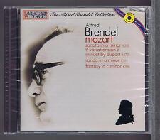 BRENDEL CD NEW MOZART RECITAL
