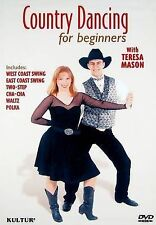 USED (GD) Country Dancing for Beginners (2003) (DVD)
