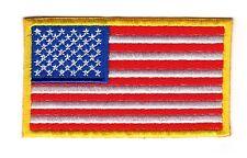American Flag - Military, Veteran, MM / MC Biker Vest / Jacket Patch