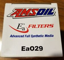 Brand New Amsoil Engine Oil Filter Ea029 EaO29  98.70 Efficiency @ 15Micron