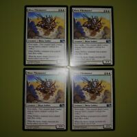 Rhox Pikemaster x4 Magic 2010 M10 4x Playset Magic the Gathering MTG
