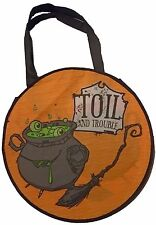HALLOWEEN TOTE TRICK OR TREAT BAGS NEW GIFT