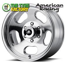 AMERICAN RACING VNA69 ANSEN SPRINT 15X8 114-140 POL 4.5B Alloy Wheels