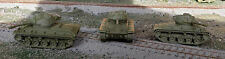HO 1/87 US Army M24 Chaffee Light Tank