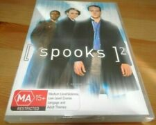 Spooks Series 2 DVD (5 DISC) Season Two Complete Second - FREE POSTAGE