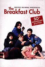 The Breakfast Club (DVD, 2015, 30th Anniv. Edition) w/ Sleeve - NEW - Ships Fast