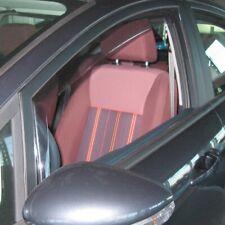 Wasserabweiser vento Tapis coperture pannelli SINISTRO DESTRO Set per Ford Fiesta 5 V