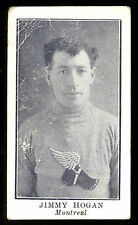 1912 C61 IMPERIAL TOBACCO LACROSSE #7 JIMMY HOGAN VG MONTREAL TEAM TEAM