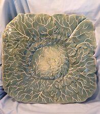 "Cabbage Platter Large 16 1/2""  Laura Kelly 18 Carrots Blue Sky EC41070 $62.99"