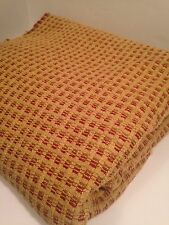 """Chenille Type Woven Fabric Heavier Upholstery Home Furnishing 53"""" x 3 3/4 yards"""