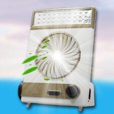 Portable Rechargeable Solar Emergency Camping Tent Fan Flashlight Lantern New