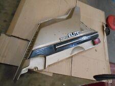 Honda Elite 125 CH125 1984 84 Scooter left side cover frame panel plastic