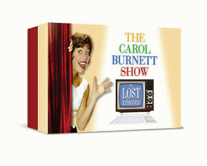 The Carol Burnett Show: The Lost Episodes Ultimate Collection [New DVD]