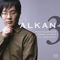YUI MORISHITA-ALKAN: PIANO COLLECTION 3 COMME LE VENT-JAPAN CD