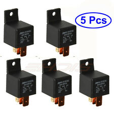 5  DC 24V 12V SPDT Automotive Car Relay ,Switching Contactor Relays 80AMP 5-pin