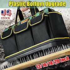 US 18/20 Inch Tools Storage Bag Waterproof Pouch Pocket Workshop Equipment Kits