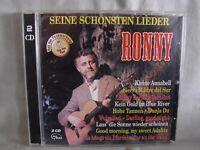Ronny- Seine schönsten Lieder- 2 CDs mit 36 Titeln WIE NEU