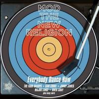 MOD THE NEW RELIGION Various NEW & SEALED MOD NORTHERN SOUL 60s CD (OUTTA SIGHT)