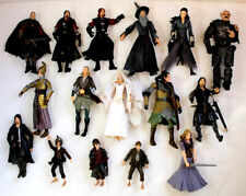 16 Vintage Lord of the Rings Action Figures with Accessories