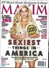 Maxim Magazine Sexiest Things In America Mma Nascar Angela And Amber Cope 2012