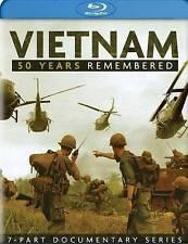 Vietnam: 50 Years Remembered (Blu-ray, 2015, 2-Disc Set)  NEW