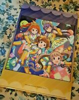 anime file folder The idol master Million Live! 12x9 inches