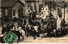 CPA   Troyes -12 Septembre 1909 -1er Féte de la Bonneterie -Char de ... (350933)
