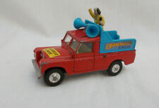 """Vintage Corgi Toys 487 Land Rover 109"""" WB Chipperfields Circus Parade Vehicle"""