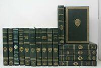 Lot of 10 Harvard Classics Deluxe Edition - Random