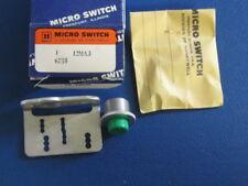 Micro Switch, 12MA3 , Push Switch Green