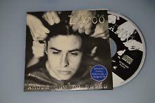 Alberto Lanco - Ahora que no estás. CD-Single Promo (ESP)