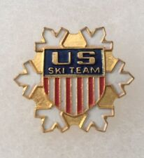 Vintage Olympic US Ski Team Pin