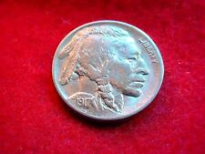 1917-D BUFFALO NICKEL MAGNIFICENT KEY DATE COIN!!    #94