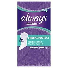 Always Dailies Liners Normal 32