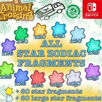 ✨All Star Zodiac Fragments (20x) ✨Animal Crossing New Horizons Fast Delivery🚚