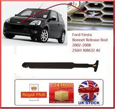 Fits FORD FIESTA MK5 BONNET HOOD CATCH RELEASE HANDLE LEVER PULL OPENER 02>08