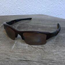 Oakley Sunglasses Flak Red Sparkle w/ Bag
