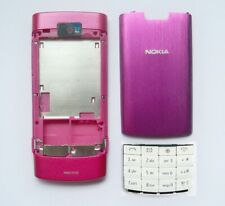 Pink housing fascia facia cover case faceplate for nokia x3-02 x3 02 pink