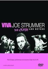Viva Joe Strummer: The Clash and Beyond (DVD, 2016)