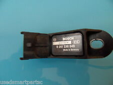 smart car fortwo city coupe cabrio MAP SENSOR BOSCH 0261 230049